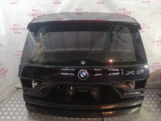 Крышка багажника задняя BMW X3 2007