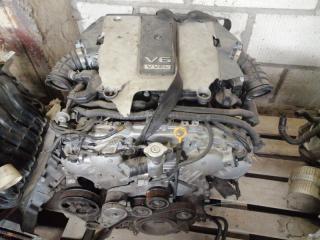 Запчасть двигатель Infiniti M37