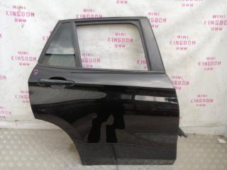 Дверь задняя правая BMW X1 2011