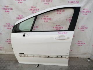 Запчасть дверь передняя левая Peugeot 308 2013