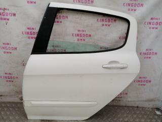 Запчасть дверь задняя левая Peugeot 308 2013