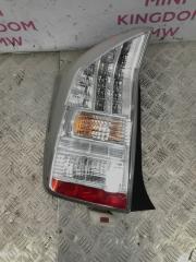 Запчасть фонарь задний левый Toyota Prius