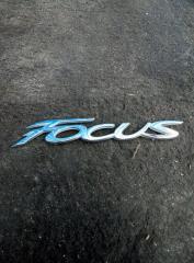 Запчасть паспортная табличка Ford Focus 2015