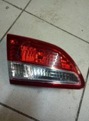Запчасть фонарь внутренний задний левый Nissan Almera 2013
