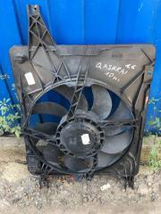 Запчасть вентилятор радиатора Nissan Qashqai 2006