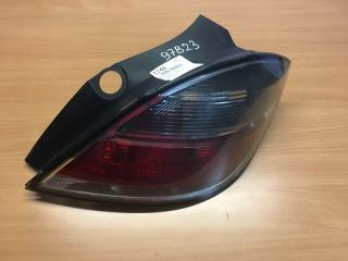 Запчасть фонарь задний задний правый Opel Astra H 2009
