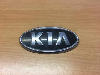 Запчасть эмблема на крышку багажника задняя Kia Ceed 1 2006