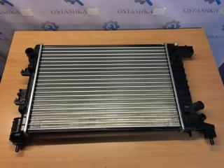 Запчасть радиатор охлаждения Chevrolet/Opel Aveo 2012