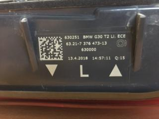 Фонарь крышки багажника внутренний задний левый M5 VI (F90) 2016 F90