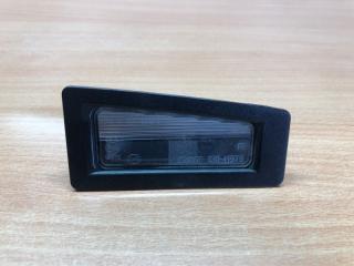 Запчасть фонарь подсветки номерного знака задний правый Mazda 3 2013