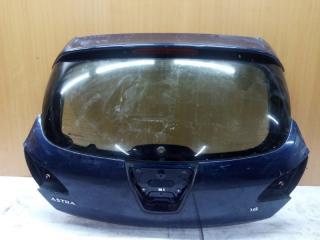 Запчасть крышка багажника Opel Astra J 2009