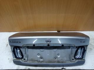 Крышка багажника Nissan Almera N16 СЕДАН 2000 задн. (б/у)