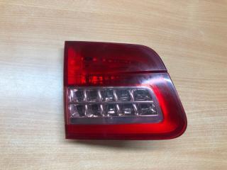 Запчасть фонарь крышки багажника внутренний задний левый Citroen C5 (2) 2008
