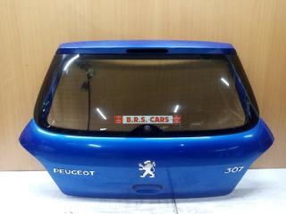 Крышка багажника Peugeot 307 ХЭТЧБЕК 5-ДВ 2006 (б/у)