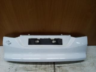 Накладка крышки багажника Ford Focus УНИВЕРСАЛ 2011 задн. нижн. (б/у)
