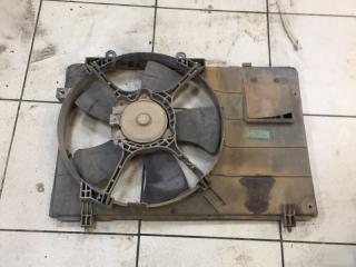 Запчасть вентилятор радиатора Hafei Princip
