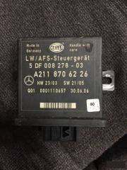 Запчасть электронный блок Mercedes-Benz GL-class