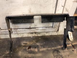 Запчасть пыльник радиатора Great Wall Hover