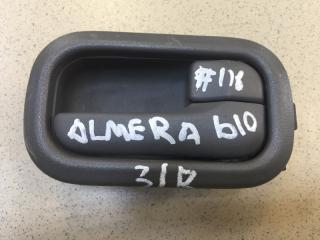 Запчасть ручка двери внутренняя задняя правая Nissan Almera Classic 2008