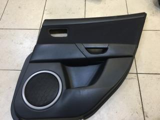 Запчасть обшивка двери задняя правая Mazda Mazda3 2008