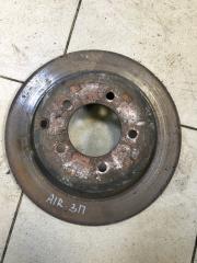Запчасть тормозной диск задний Citroen C-Crosser