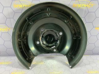 Запчасть пыльник тормозного диска задний левый Opel Astra 2012