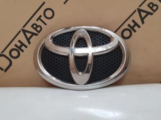 Эмблема решетки радиатора Toyota Rav4 50 БУ