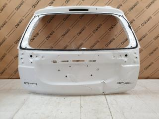 Крышка багажника Mitsubishi Outlander 3 БУ