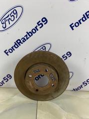 Запчасть тормозной диск задний Honda Civic 4D 2006-2012