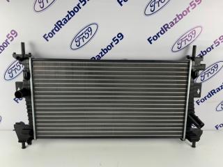 Радиатор ДВС Ford Focus 3 2011-2019
