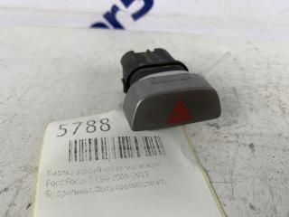 Запчасть кнопка аварийной сигнализации Ford Focus 2 2005-2011