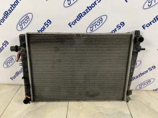 Радиатор ДВС Hyundai Tucson 2005