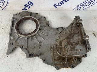 Запчасть крышка двигателя задняя Volkswagen Touareg 2012