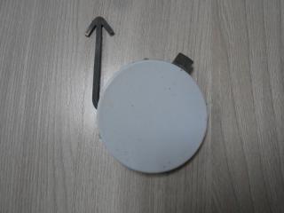 Заглушка бампера передняя Skoda Rapid 2014