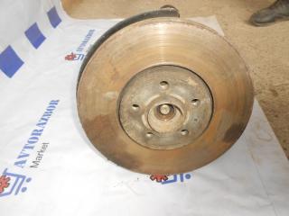 Тормозной диск правый Skoda Rapid 2014