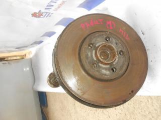 Тормозной диск передний левый Skoda Rapid 2014