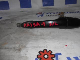Запчасть ручка двери внешняя задняя левая Mazda 3 2007
