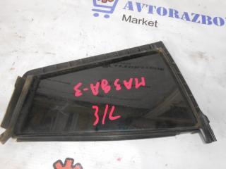 Запчасть стекло заднее левое Mazda 3 2007