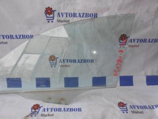 Запчасть стекло двери переднее левое Mazda 3 2007
