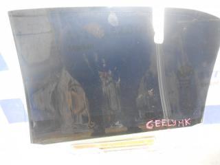Запчасть стекло двери заднее правое Geely MK 2010