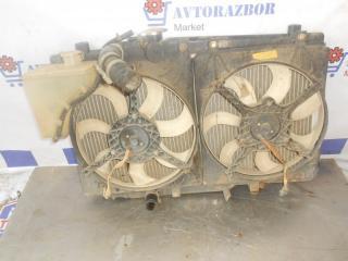 Запчасть вентилятор радиатора Geely MK 2010