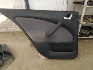 Запчасть обшивка двери задняя левая Skoda Octavia 2004