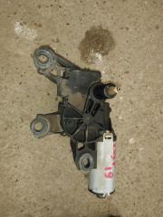 Запчасть мотор стеклоочистителя задний Skoda Octavia 2004