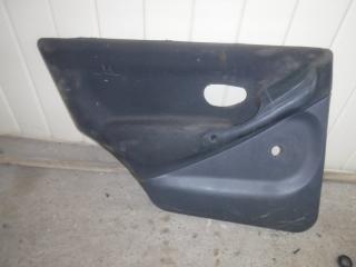 Запчасть обшивка двери задняя Fiat Albea 2008