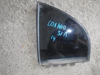 Запчасть стекло двери заднее левое Lifan Solano 2012