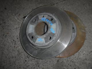 Запчасть тормозной диск передний Chevrolet Lacetti 2008