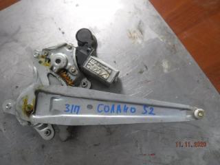 Запчасть мотор стеклоподъемника задний правый Lifan Solano 2012