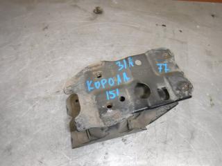 Запчасть кронштейн усилителя бампера задний левый Toyota Corolla 2012