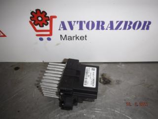Запчасть резистор отопителя Opel Meriva 2012