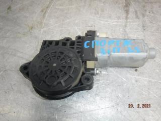 Запчасть мотор стеклоподъемника задний правый Kia Sportage 2 2009